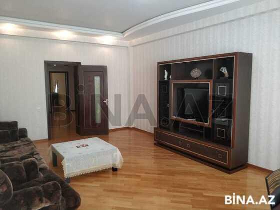 3 otaqlı yeni tikili - Şah İsmayıl Xətai m. - 133 m² (1)