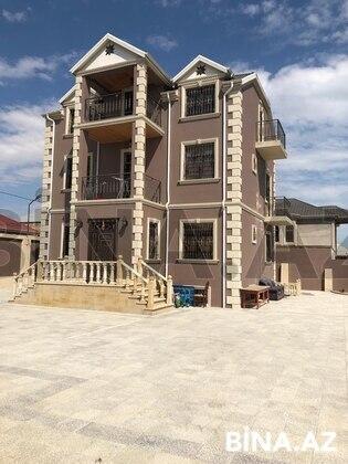6 otaqlı ev / villa - Saray q. - 300 m² (1)