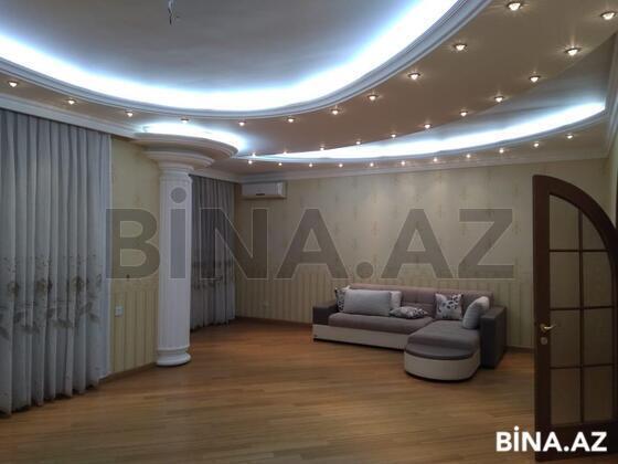 3 otaqlı yeni tikili - Elmlər Akademiyası m. - 136 m² (1)