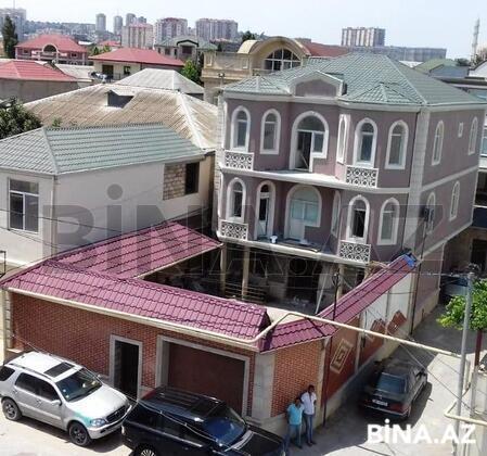 6 otaqlı ev / villa - Nəsimi m. - 360 m² (1)