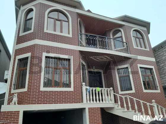 6 otaqlı ev / villa - Qaraçuxur q. - 380 m² (1)