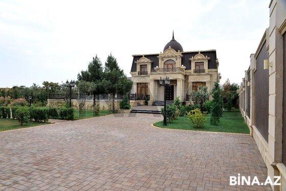 4 otaqlı ev / villa - Bilgəh q. - 330 m² (1)