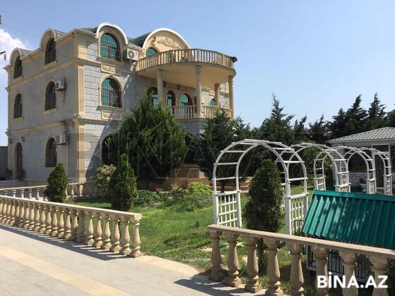 Bağ - Türkan q. - 500 m² (1)