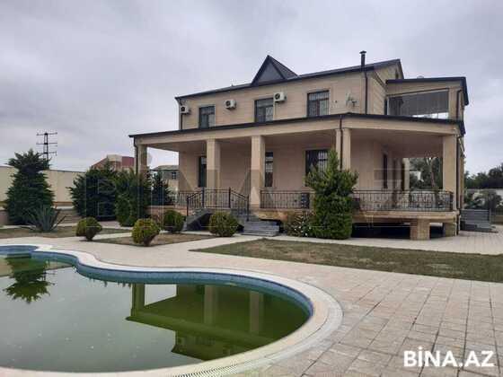 Дача - пос. Мардакан - 420 м² (1)