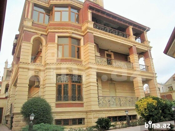 9-комн. дом / вилла - м. Шах Исмаил Хатаи - 780 м² (1)