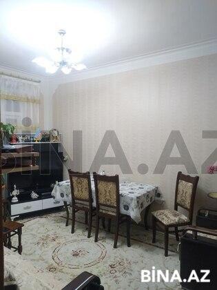 3-комн. вторичка - м. Кара Караев - 65 м² (1)