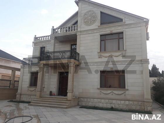 Дача - пос. Новханы - 365 м² (1)
