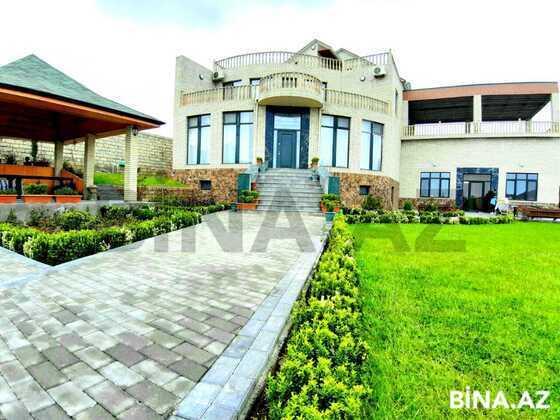 8-комн. дом / вилла - пос. Мардакан - 400 м² (1)