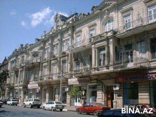 1-комн. офис - м. Сахил - 25 м² (1)