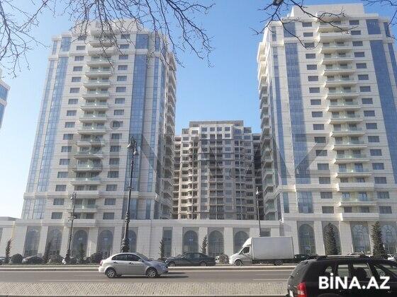 1-комн. новостройка - м. Кероглу - 23 м² (1)
