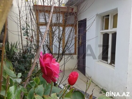 1-комн. дом / вилла - м. Иншаатчылар - 35 м² (1)