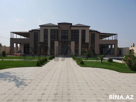 8-комн. дом / вилла - пос. Мардакан - 532 м² (1)