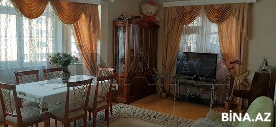 3 otaqlı yeni tikili - Şah İsmayıl Xətai m. - 90 m² (1)