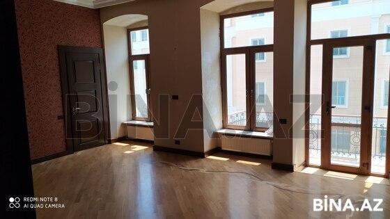 6 otaqlı köhnə tikili - Nəsimi r. - 250 m² (1)