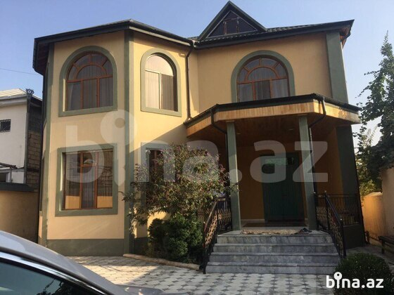 4 otaqlı ev / villa - Zaqatala - 300 m² (1)
