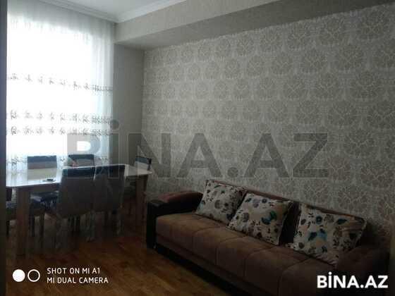 2 otaqlı yeni tikili - Avtovağzal m. - 55 m² (1)