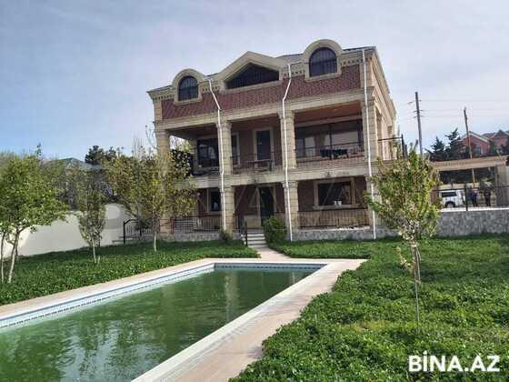 9 otaqlı ev / villa - Binəqədi r. - 450 m² (1)