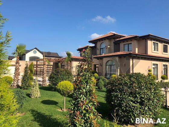 Bağ - Şüvəlan q. - 550 m² (1)