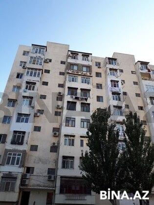 3 otaqlı köhnə tikili - 6-cı mikrorayon q. - 85 m² (1)