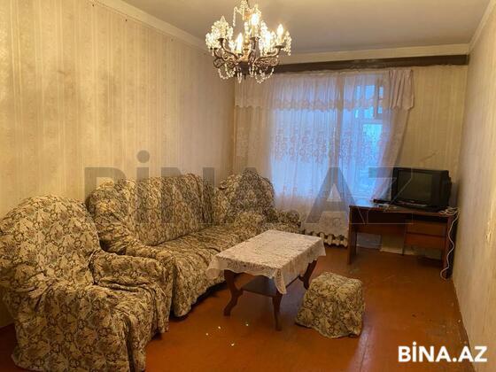 2-комн. вторичка - м. Кара Караев - 42 м² (1)