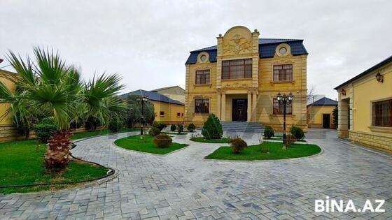 Bağ - Mərdəkan q. - 350 m² (1)