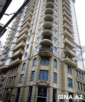 3 otaqlı ofis - Nizami m. - 178 m² (1)