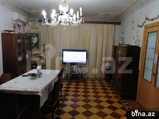 4 otaqlı köhnə tikili - Bayıl q. - 120 m² (1)