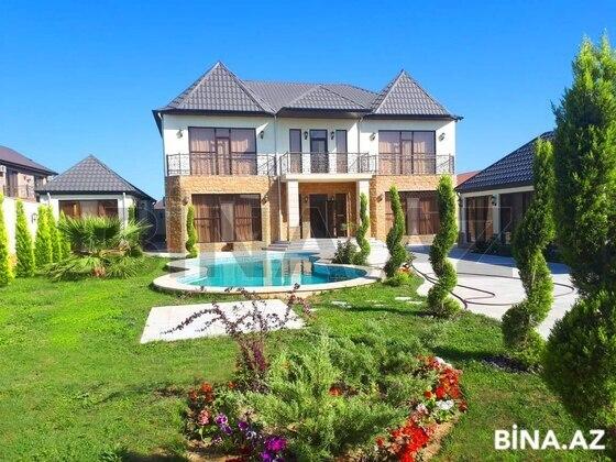 6 otaqlı ev / villa - Mərdəkan q. - 500 m² (1)
