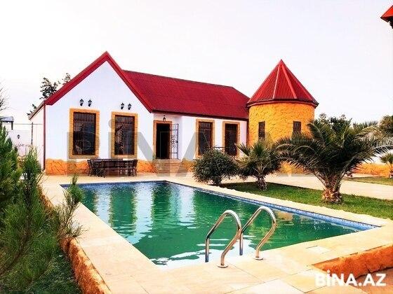 Bağ - Şüvəlan q. - 200 m² (1)