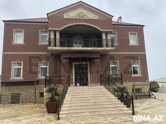 Дача - пос. Новханы - 500 м² (1)
