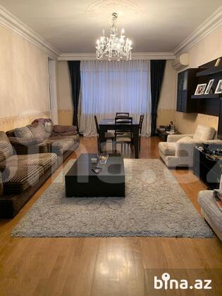 3-комн. новостройка - Бинагадинский р. - 135 м² (1)