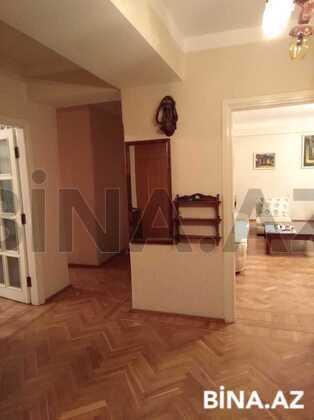 4 otaqlı köhnə tikili - Səbail r. - 114 m² (1)