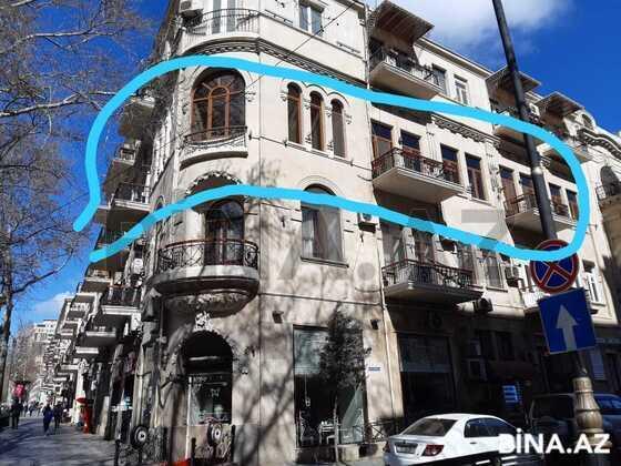 6 otaqlı köhnə tikili - Sahil m. - 300 m² (1)