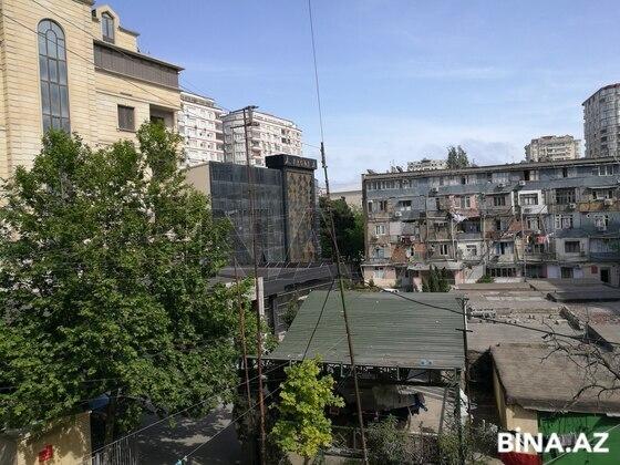 1 otaqlı köhnə tikili - Nəriman Nərimanov m. - 26 m² (1)