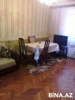 3 otaqlı köhnə tikili - Nəsimi m. - 80 m² (1)