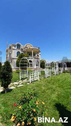 8 otaqlı ev / villa - Türkan q. - 500 m² (1)