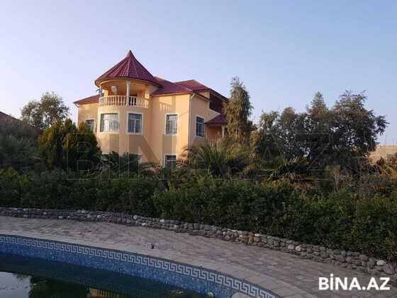 Bağ - Buzovna q. - 540 m² (1)