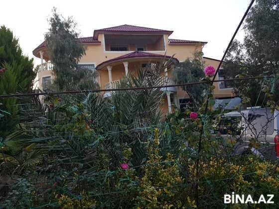 7 otaqlı ev / villa - Buzovna q. - 540 m² (1)