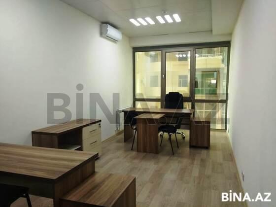 1 otaqlı ofis - Şah İsmayıl Xətai m. - 28 m² (1)