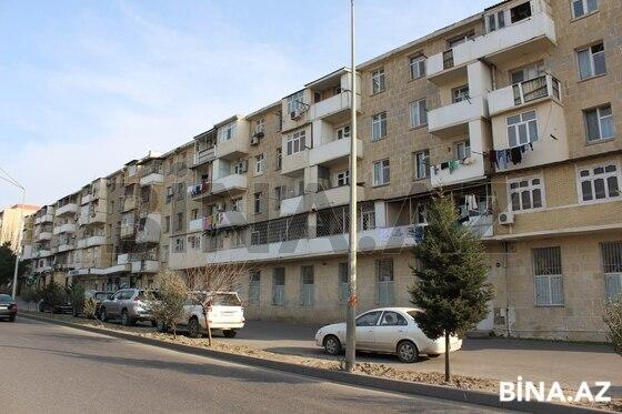 2 otaqlı köhnə tikili - Qara Qarayev m. - 41 m² (1)