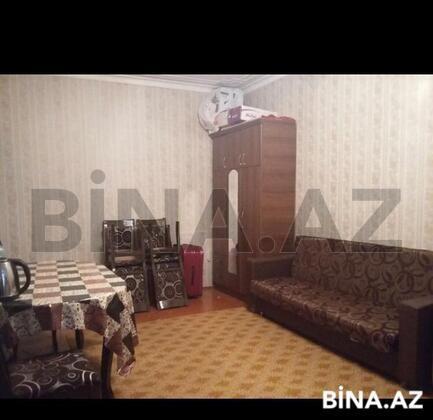 1 otaqlı köhnə tikili - Həzi Aslanov m. - 40 m² (1)
