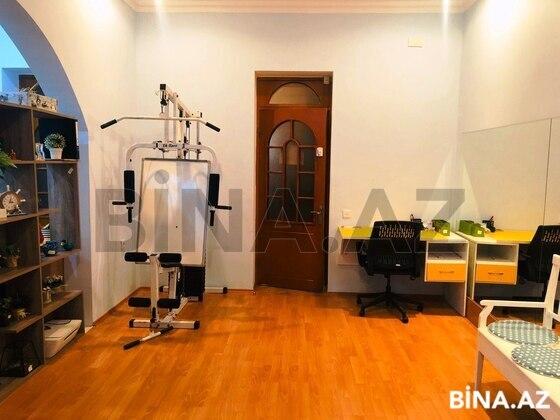 4 otaqlı ofis - İnşaatçılar m. - 160 m² (1)