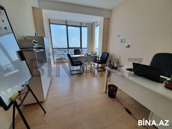 4 otaqlı ofis - Nərimanov r. - 135 m² (1)
