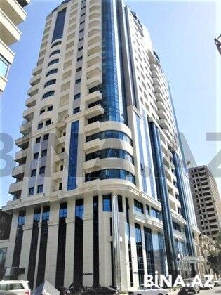 4 otaqlı ofis - Səbail r. - 170 m² (1)
