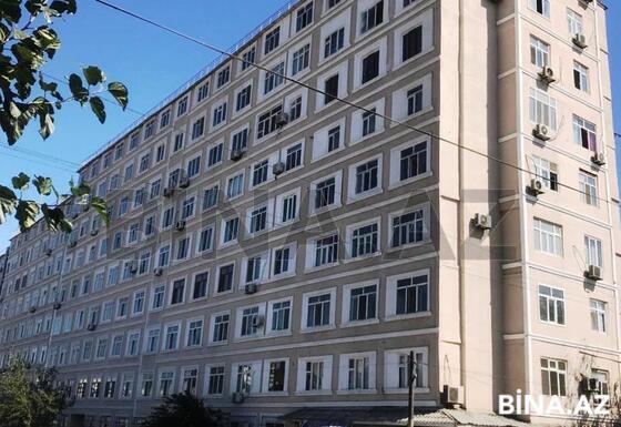 5 otaqlı köhnə tikili - İnşaatçılar m. - 120 m² (1)