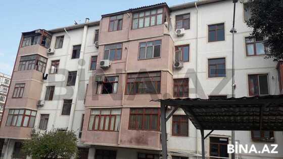 3 otaqlı köhnə tikili - Binəqədi r. - 65 m² (1)