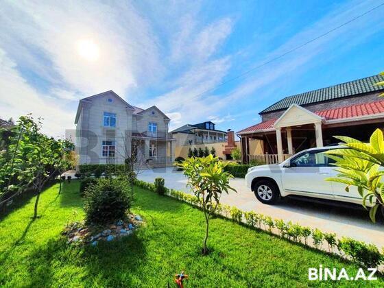 8 otaqlı ev / villa - Mərdəkan q. - 350 m² (1)