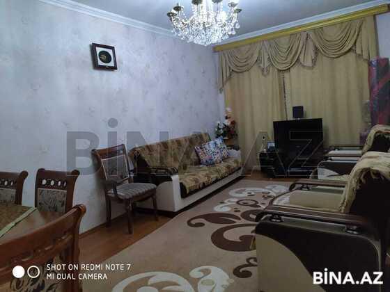 2 otaqlı köhnə tikili - Bakıxanov q. - 53 m² (1)