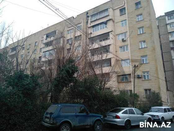 3 otaqlı köhnə tikili - Nəsimi m. - 62 m² (1)