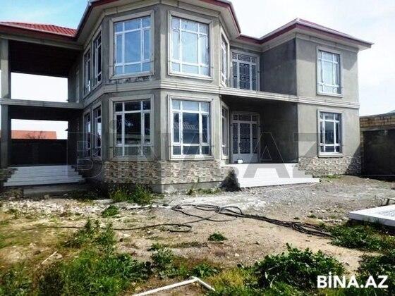 8 otaqlı ev / villa - Şağan q. - 440 m² (1)